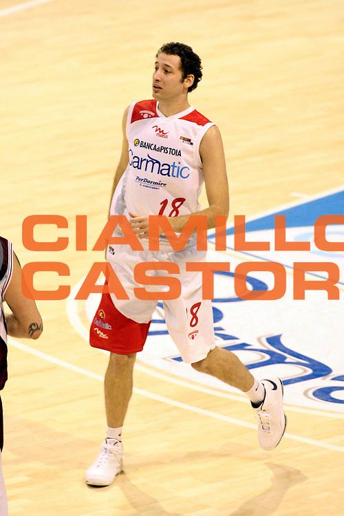 DESCRIZIONE : Pistoia Lega A2 2008-09 Carmatic Pistoia Livorno Basket<br /> GIOCATORE : Ancillai Emanuele Ercole<br /> SQUADRA : Carmatic Pistoia<br /> EVENTO : Campionato Lega A2 2008-2009<br /> GARA : Carmatic Pistoia Livorno Basket<br /> DATA : 06/12/2008<br /> CATEGORIA : <br /> SPORT : Pallacanestro<br /> AUTORE : Agenzia Ciamillo-Castoria/Stefano D'Errico