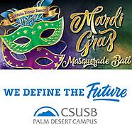 CSUSB Mardi Gras 2019 @ JW Marriott Desert Springs