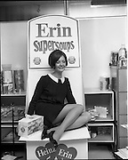 07/01/1969.01/07/1969.07 January 1969. Erin Foods function at Erin Foods Ltd. Dorothy Butler, secretary to general Manager Erin Foods Ltd.