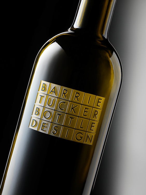 Barrie Tucker Bottle Design