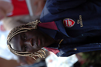 Photo: Tony Oudot.<br /> Paris Saint-Germain v Valencia. The Emirates Cup. 29/07/2007.<br /> Bacary Sagna of Arsenal