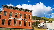 The New Sheridan Hotel, Telluride, Colorado USA