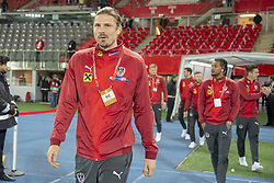 March 21, 2019 - Vienna, Austria - Sebastian Prodl of Austria during the UEFA European Qualifiers 2020 match between Austria and Poland at Ernst Happel Stadium in Vienna, Austria on March 21, 2019  (Credit Image: © Andrew Surma/NurPhoto via ZUMA Press)