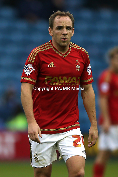 David Vaughan, Nottingham Forest