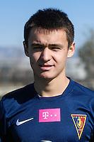 FOOTBALL POLISH EKSTRAKLASA SEASON 2014/2015<br /> Pogon Szczecin<br /> N/Z DAWID KORT