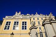 Neumarkt, Cosel Palais, Dresden, Sachsen, Deutschland.|.Neumarkt, Cosel Palais, Dresden, Germany