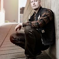 Uppdrag för Stüffe's Barber. Modell: Erik Jankarls. Photo © Daniel Roos