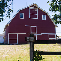 Frazier Farmstead Museum in Milton-Freewater, Oregon