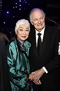 Lisa Lu, and Alan Alda