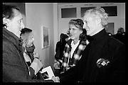 JONATHAN MOFFATT; KIMBERLY DUROSS: PAUL BENNEY;  SIMON EDMONSON, Behind the Silence. private view  an exhibition of work by Paul Benney and Simon Edmondson. Serena Morton's Gallery, Ladbroke Grove, W10.  4 November 2015.