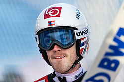 February 24, 2019 - Innsbruck, AUSTRIA - 190224 Andreas Stjernen of Norway competes in ski jumping team large hill during the FIS Nordic World Ski Championships on February 24, 2019 in Innsbruck..Photo: Joel Marklund / BILDBYRÃ…N / kod JM / 87890 (Credit Image: © Joel Marklund/Bildbyran via ZUMA Press)