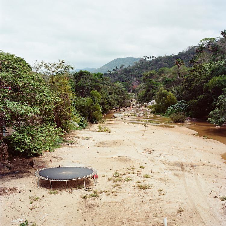 YELAPA, MEXICO - 2014: