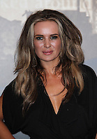 Kierston Wareing Specsavers Crime Thriller Awards, Grosvenor House Hotel, London, UK. 07 October 2011. Contact: Rich@Piqtured.com +44(0)7941 079620 (Picture by Richard Goldschmidt)