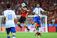 Axel Witsel Belgium, Eder Italy <br /> Lyon 13-06-2016 Stade de Lyon Footballl Euro2016 Belgium - Italy / Belgio - Italia Group Stage Group D. Foto Massimo Insabato  / Insidefoto