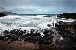 IRELAND KERRY IVERAGH PENINSULA 4NOV05 - Coastal landscape at St. Finian's Bay on the Iveragh Peninsula in county Kerry, Irelands most westerly county...jre/Photo by Jiri Rezac..© Jiri Rezac 2005..Contact: +44 (0) 7050 110 417.Mobile: +44 (0) 7801 337 683.Office: +44 (0) 20 8968 9635..Email: jiri@jirirezac.com.Web: www.jirirezac.com..© All images Jiri Rezac 2005 - All rights reserved.