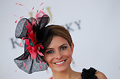 Maria Menounos - Celebrities at 2011 Kentucky Derby - Louisville, KY
