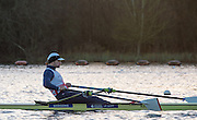 Caversham, Reading, Great Britain,    Graeme THOMAS GBRowing Training Session, at the National Training Base, Berkshire, England.<br /> <br />  Wednesday  09/12/2015<br /> <br /> [Mandatory Credit; Peter Spurrier/Intersport-images]