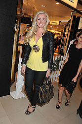 MICHELLE MONE at the launch of the new John Lewis Beauty Hall, John Lewis, Oxford Street, London on 8th May 2012.