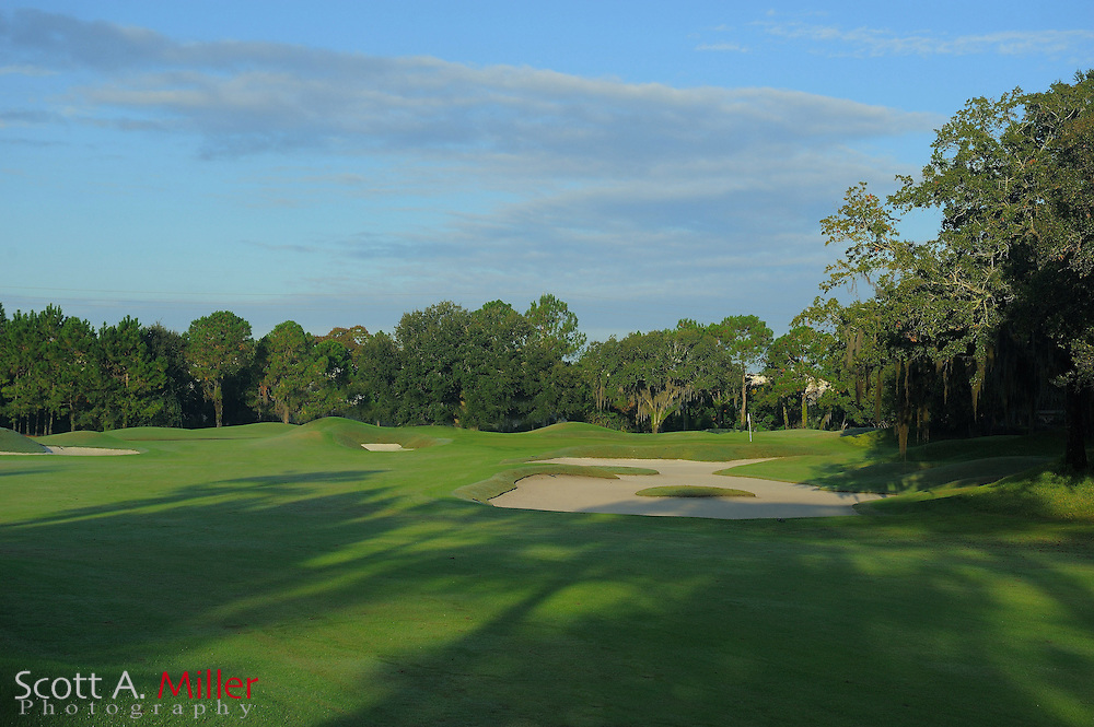 The fifth hole on the South Course at Grand Cypress on Oct. 19, 2010 in Orlando, Florida......©2010 Scott A. Miller