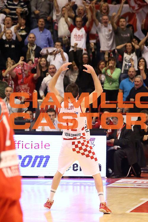 DESCRIZIONE : Campionato 2015/16 Giorgio Tesi Group Pistoia - Openjobmetis Varese<br /> GIOCATORE : Filloy Ariel<br /> CATEGORIA : Esultanza Controcampo<br /> SQUADRA : Giorgio Tesi Group Pistoia<br /> EVENTO : LegaBasket Serie A Beko 2015/2016<br /> GARA : Giorgio Tesi Group Pistoia - Openjobmetis Varese<br /> DATA : 13/12/2015<br /> SPORT : Pallacanestro <br /> AUTORE : Agenzia Ciamillo-Castoria/S.D'Errico<br /> Galleria : LegaBasket Serie A Beko 2015/2016<br /> Fotonotizia : Campionato 2015/16 Giorgio Tesi Group Pistoia - Openjobmetis Varese<br /> Predefinita :