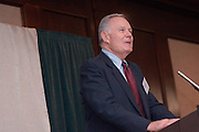 17901College of Business Celebration Honoring Ralph & Luci Schey and their naming of ?The Sales Centre at Ohio University? in Nelson Commons Thursday Oct. 19th, 2006....Dr. Charles Ping