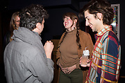 ALEXEI IZMAYLOV, PHILIPPA HORAN, VINCENT CRAPON,, The launch of HI-NOON a photography exhibition at Tramp, London. 29 October 2019