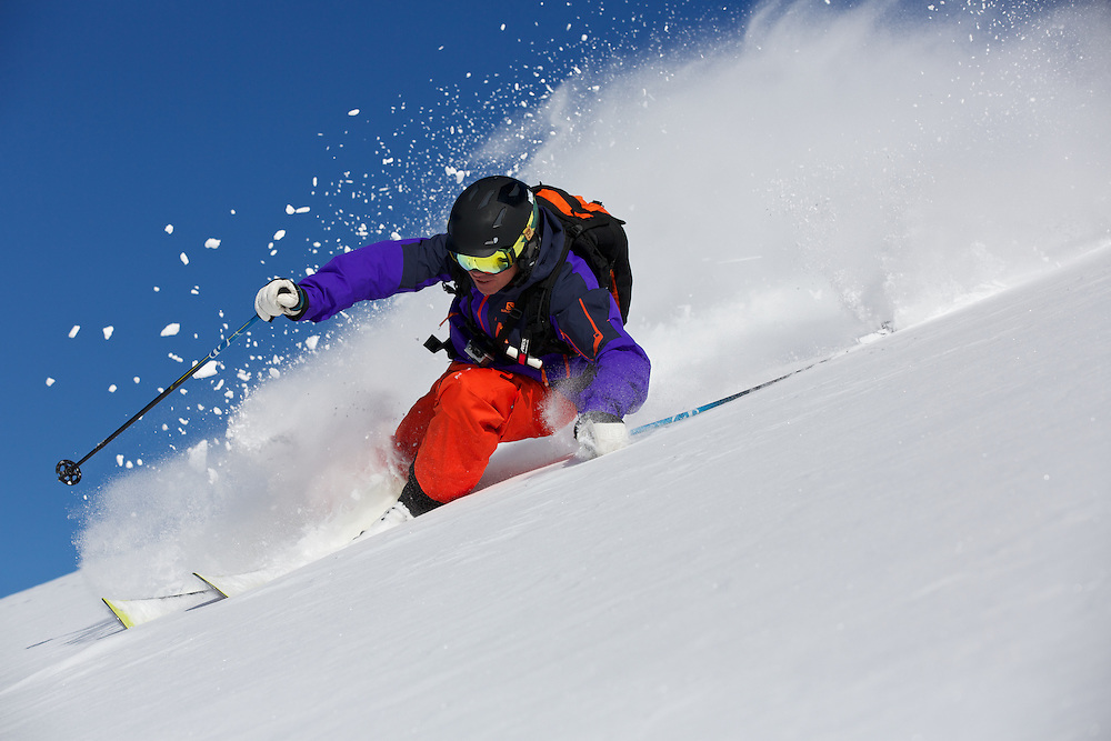 SIGB Ski Test, Kuhtai, Tirol, Austria