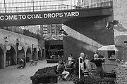 Coal Drops Yard,, King's Cross, , London, 21 August 2019