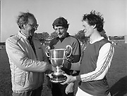 Touche Cup and Ladies at Iveagh Grounds, Dublin,<br /> 10th May 1984