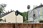 Nederland, Arnhem, 27-5-2014De wijk Het Broek in Arnhem ligt net buiten het centrum en heeft een gemengde samenstelling. Deze wijk was vorig jaar in het nieuws vanwege sterk anti-semitische denkbeelden van de jongeren.Foto: Flip Franssen/Hollandse Hoogte