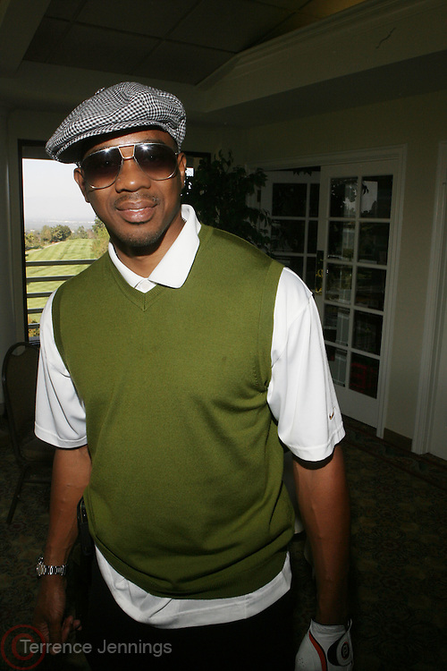 Duane Martin at ?Kiki's 1st Annual Celebrity Golf Challenge? Presented by ALIZÉ, The Premium Liqueur held at The Braemar Country Club on October 134, 2008 in Tarzana, Ca..KiKi?s Celebrity Golf Challenge (CGC) - conceived and spearheaded by Ms. Shepard ? is a fundraising event to benefit The K.I.S. Foundation, Inc.  The central mission of The K.I.S. Foundation is to inform and educate the public, raise awareness about Sickle Cell Disease through community outreach programs and educational scholarships, and to financially help support the efforts of research institutions to find a universal cure. Sickle Cell Disease is an inherited, non-contagious blood disease that can be crippling, painful, and life threatening. The K.I.S. Foundation Awards Banquet will also honor individuals and organizations who have selflessly committed themselves in the fight against Sickle Cell Disease...