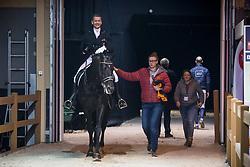Gal Edward, NED, Glock's Zonik<br /> Indoor Brabant 2018<br /> © Sharon Vandeput<br /> 9/03/18