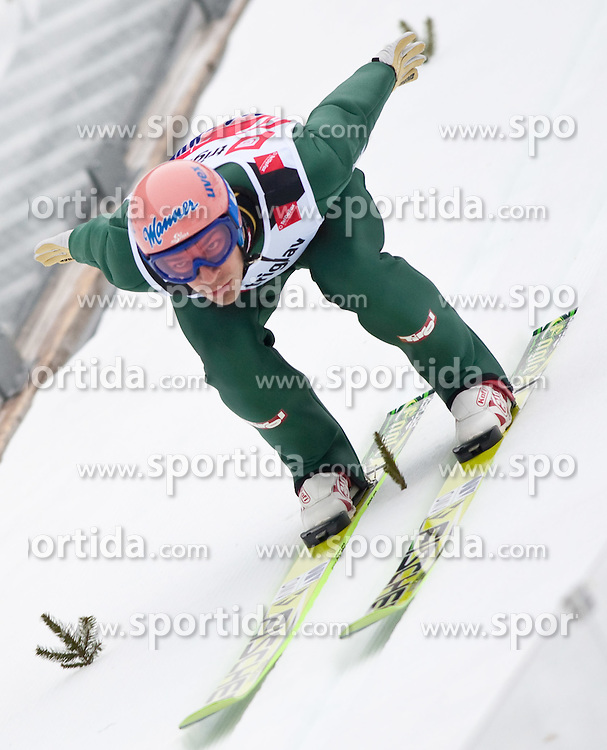 18.03.2010, Triglav, Planica, SLO, FIS SKI Flying World Championships 2010, Training, im Bild KOFLER Andreas ( AUT, #67 ), EXPA Pictures © 2010, PhotoCredit: EXPA/ J. Groder / SPORTIDA PHOTO AGENCY