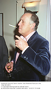 Frederick Forsyth. Saint Charles  Day Heidsiek Party.6/11/96. Film 96718f11<br />