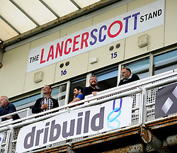 - Mandatory by-line: Neil Brookman/JMP - 11/08/2016 - FOOTBALL - Memorial Stadium - Bristol, England - Bristol Rovers v Cardiff City - EFL League Cup