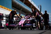 June 6-10, 2019: Canadian Grand Prix. Sergio Perez (MEX), RACING POINT F1 TEAM