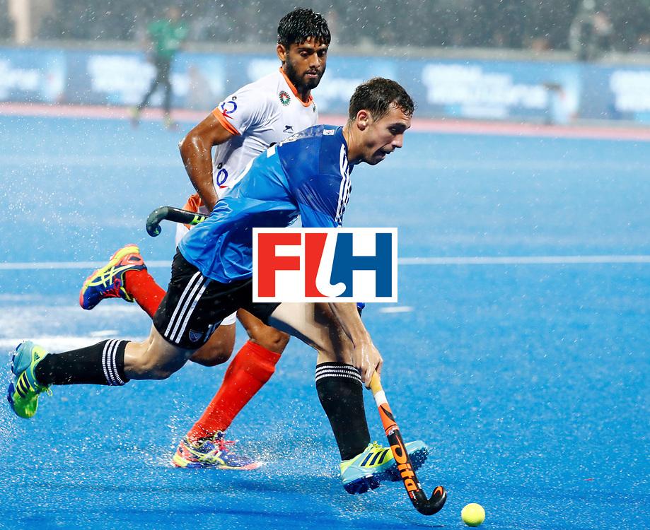 Odisha Men's Hockey World League Final Bhubaneswar 2017<br /> Match id:10<br /> India v Argentina<br /> Foto:  <br /> COPYRIGHT WORLDSPORTPICS KOEN SUYK