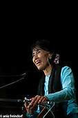Aung San Suu Kyi, Conference at Sorbonne University