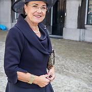 NLD/Den Haag/20170919 - Prinsjesdag 2017, Gerti Verbeet
