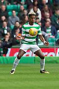 14th October 2017, Celtic Park, Glasgow, Scotland; Scottish Premiership football, Celtic versus Dundee; Celtic's Scott Sinclair