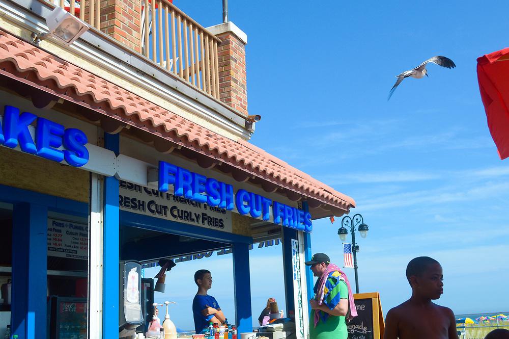 Ocean City, NJ, September 1,  2014. (©2014 Wendelin Ray Photography)