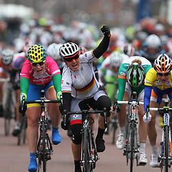 Ina Yoko Teutenberg wins stage 3 Energiewachtotur in Midwolda