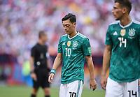 FUSSBALL WM 2018  Vorrunde  Gruppe F  27.06.2018 Suedkorea 2-0 Deutschland Mesut Oezil (Deutschland) enttaeuscht