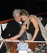 Avi Lerner & Heidi Jo Markel.Vanity Fair Party at Hotel Du Cap .2007 Cannes Film Festival .Cap D' Antibes, France .Saturday, May 19, 2007.Photo By Celebrityvibe; .To license this image please call (212) 410 5354 ; or.Email: celebrityvibe@gmail.com ;