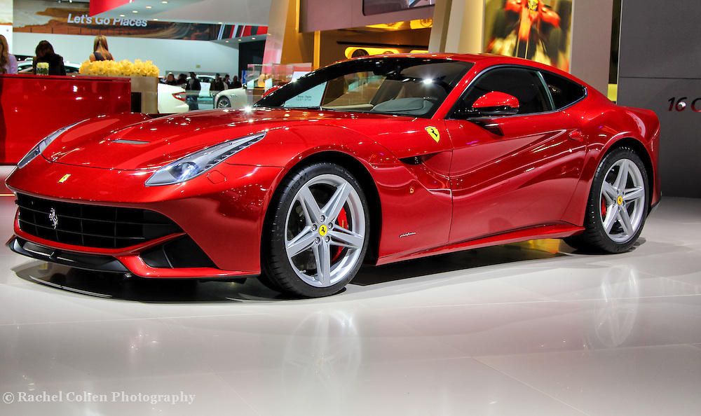 &quot;Ferrari F12 Berlinetta&quot; 3<br /> <br /> An awesome image of the stunning brand new 2013 red Ferrari F12 Berlinetta!!<br /> <br /> Cars and their Details by Rachel Cohen