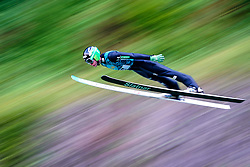 Cene Prevc during FIS Continental Cup Ski Jumping competition on normal hill individual, on the 5th of July 2019, Kranj, Slovenia. Photo by Matic Klansek Velej / Sportida