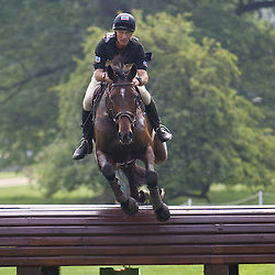 Andrew Nicholson and Parkmore Repechage at Bramham Horse Trials 2010 competing in the CCI***