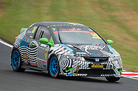 #10 Oliver BARSBY Honda Civic FN  during Cox Motor Parts Civic Cup  as part of the BRSCC NW Mazda Race Day  at Oulton Park, Little Budworth, Cheshire, United Kingdom. June 16 2018. World Copyright Peter Taylor/PSP. Copy of publication required for printed pictures. http://archive.petertaylor-photographic.co.uk