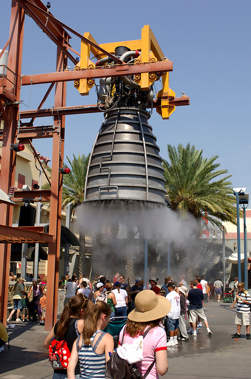 Disney's California Adventure Park, Theme Park, Disney Resort, Los Angeles, California, United States of America