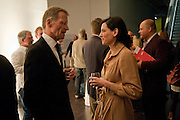 SIR NICHOLAS SEROTA; TARYN SIMON;, A Living man declared Dead and Other Chapters. Taryn Simon. Tate Modern, London. 24 May 2011. <br /> <br />  , -DO NOT ARCHIVE-© Copyright Photograph by Dafydd Jones. 248 Clapham Rd. London SW9 0PZ. Tel 0207 820 0771. www.dafjones.com.